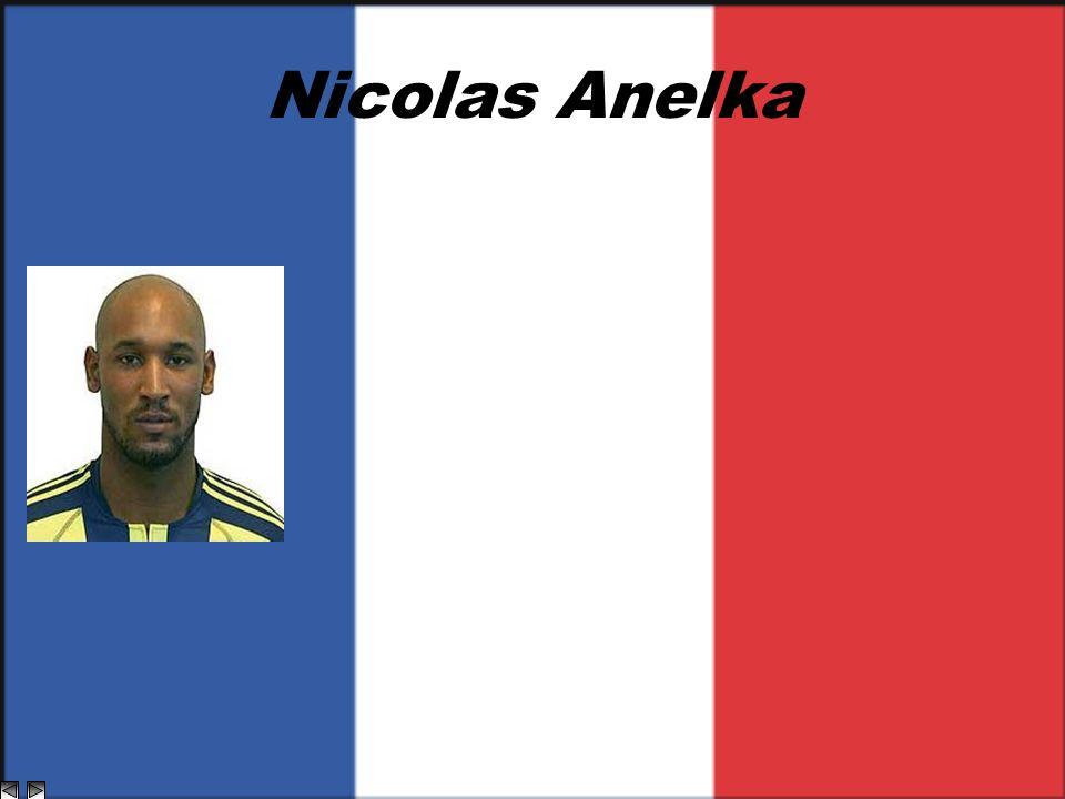 Nicolas Anelka