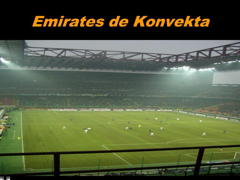 Emirates de Konvekta