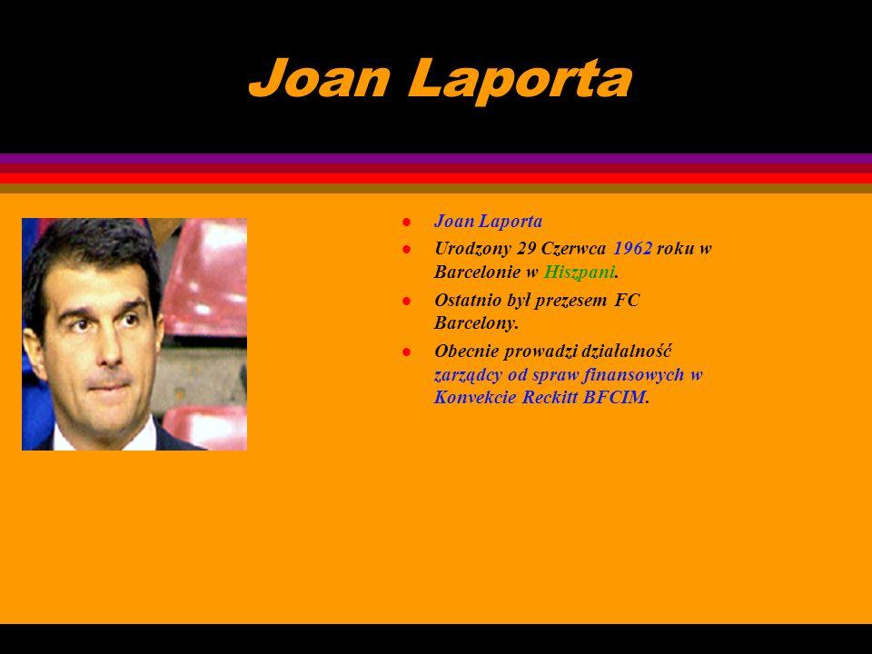 Joan Laporta Joan Laporta