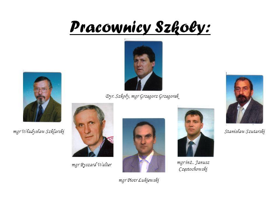 mgr inż.. Janusz Częstochowski
