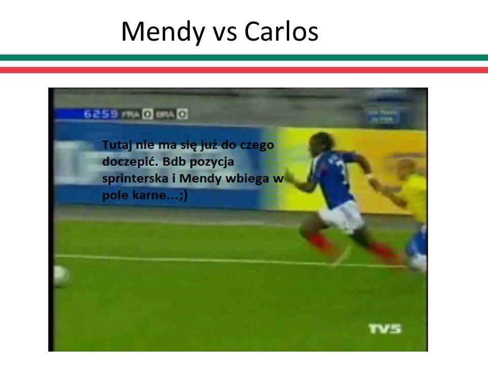 Mendy vs Carlos