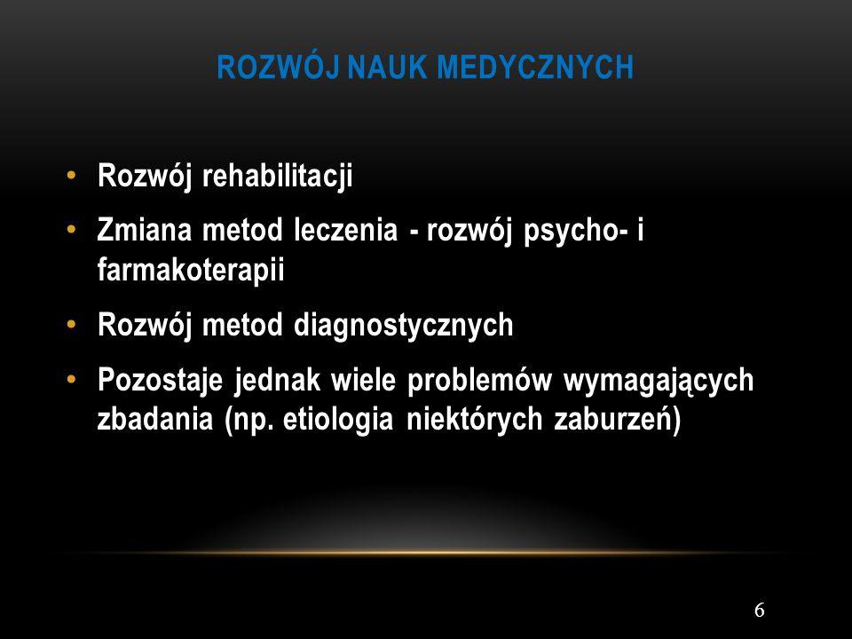 Rozwój nauk medycznych