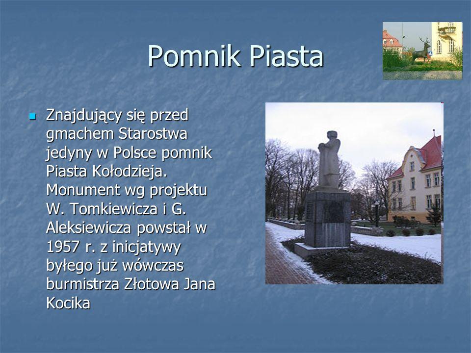 Pomnik Piasta