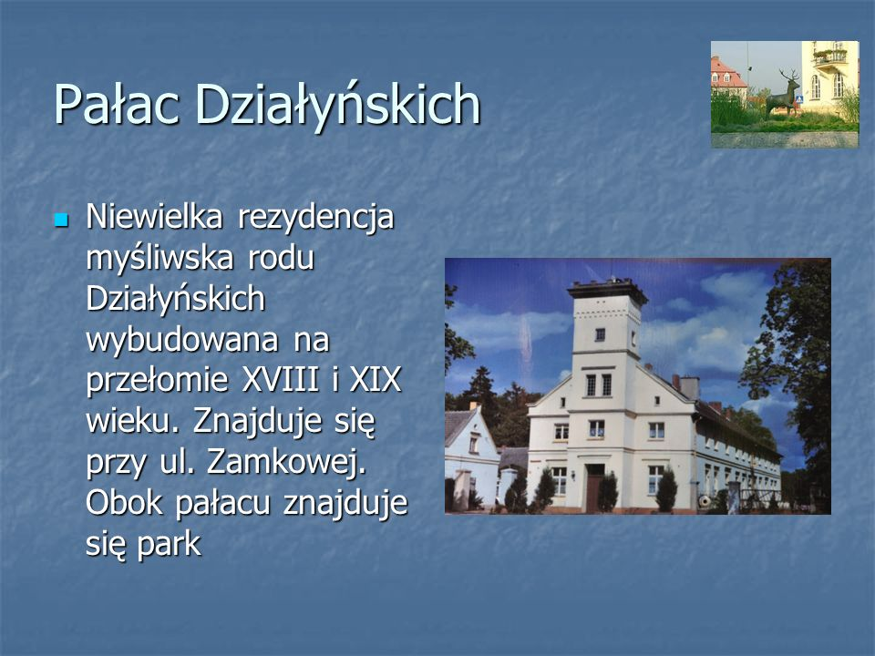 Pałac Działyńskich