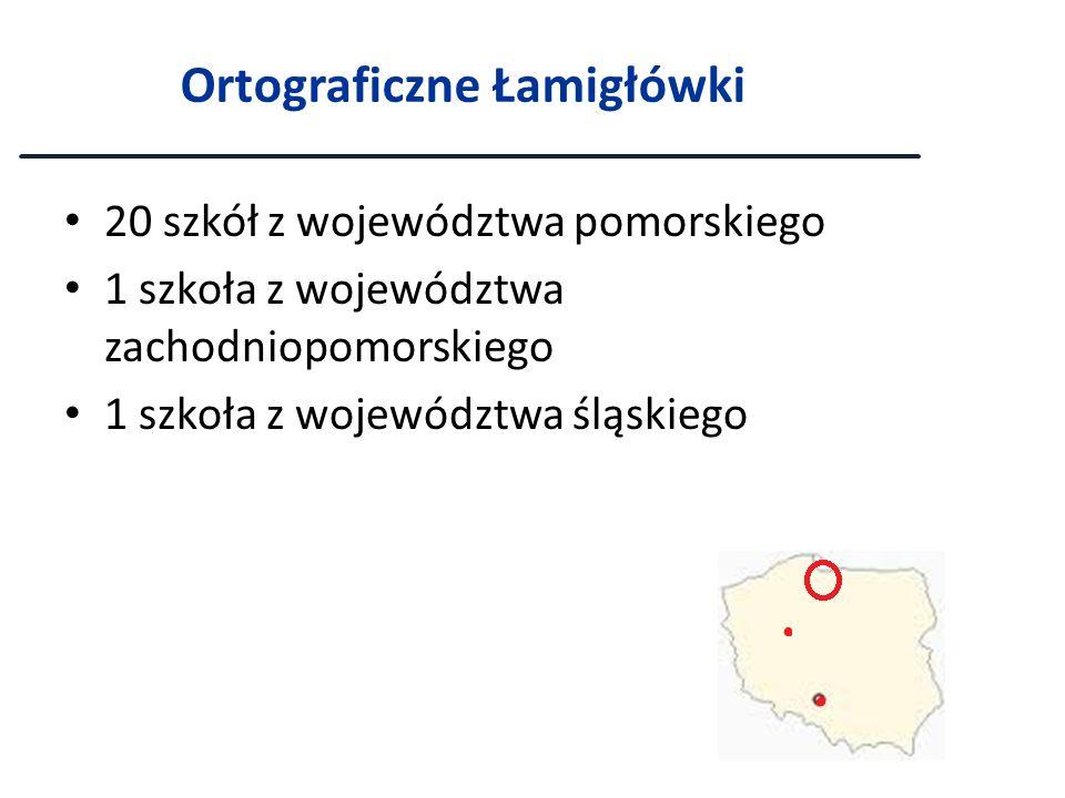 Ortograficzne Łamigłówki
