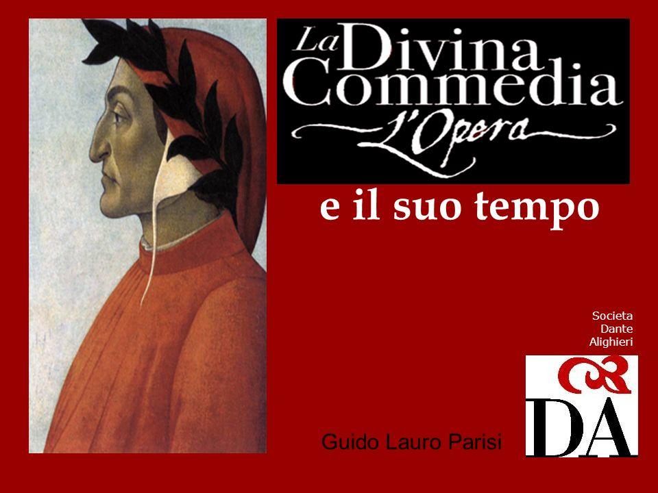 e il suo tempo Societa Dante Alighieri