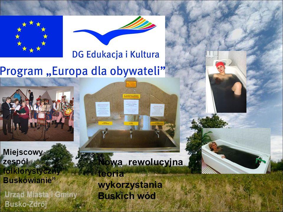 Nowa rewolucyjna teoria wykorzystania Buskich wód