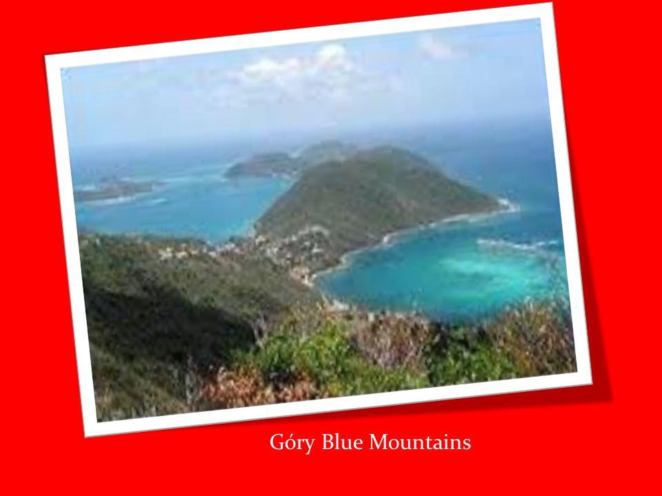 Góry Blue Mountains