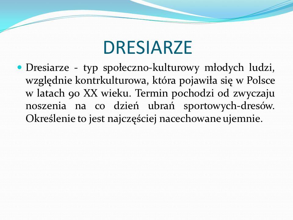 DRESIARZE