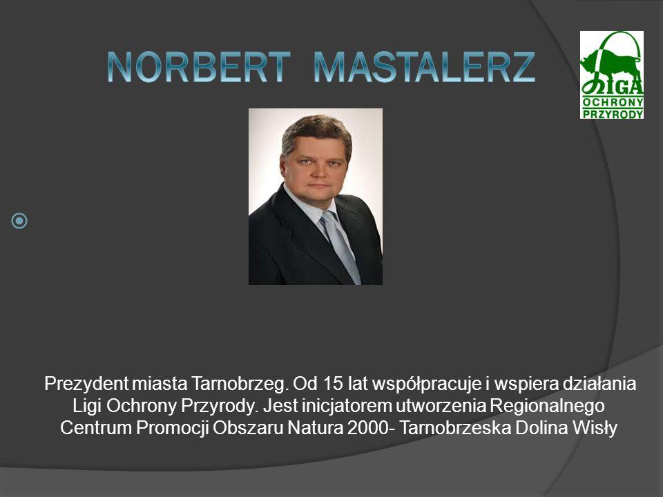 NORBERT MASTALERZ