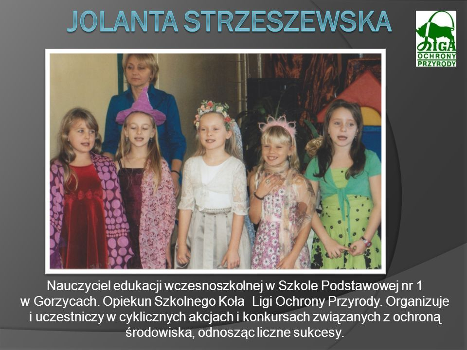 Jolanta strzeszewska