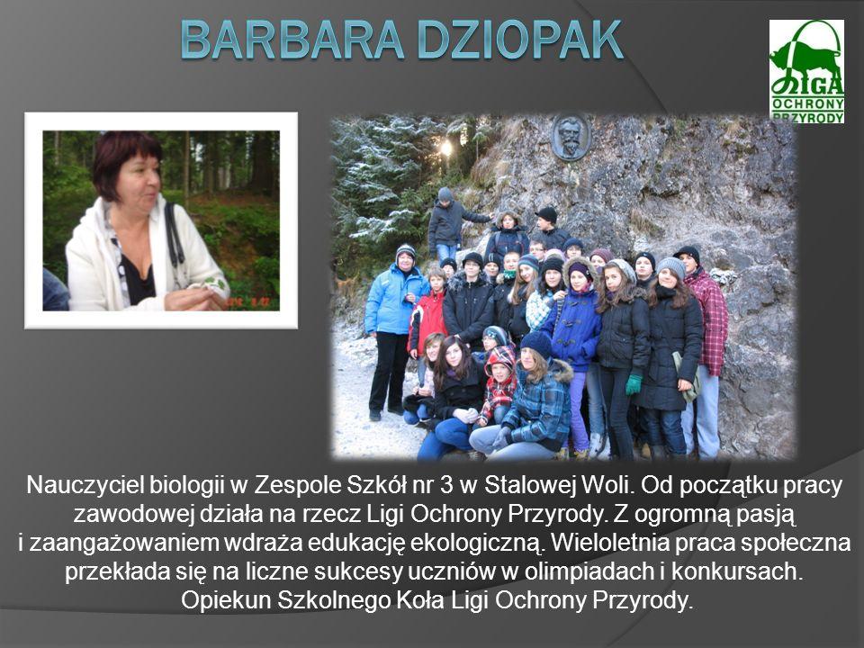 Barbara dziopak