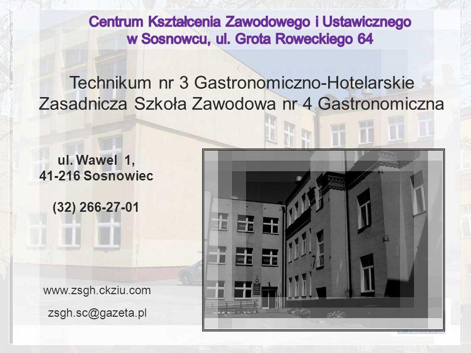 Technikum nr 3 Gastronomiczno-Hotelarskie