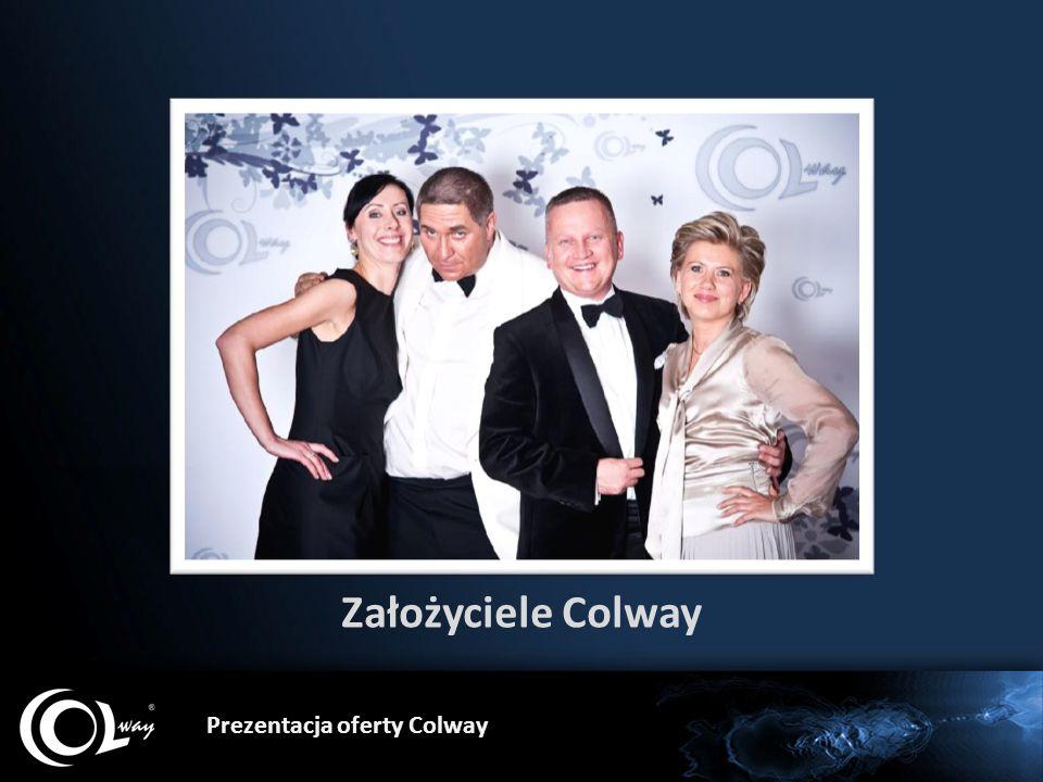 Założyciele Colway Prezentacja oferty Colway