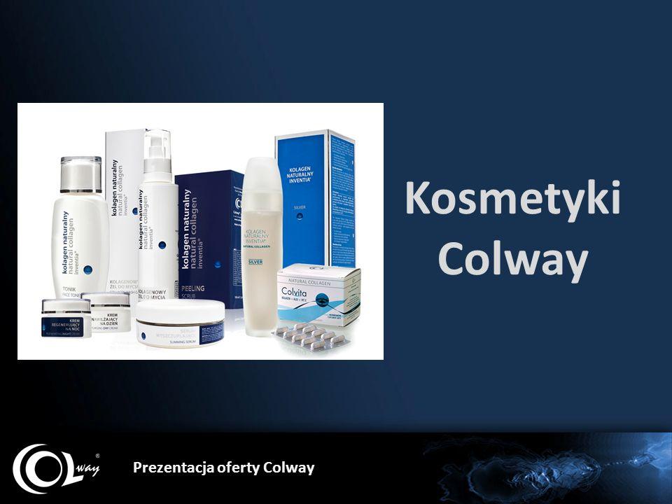 Kosmetyki Colway Prezentacja oferty Colway