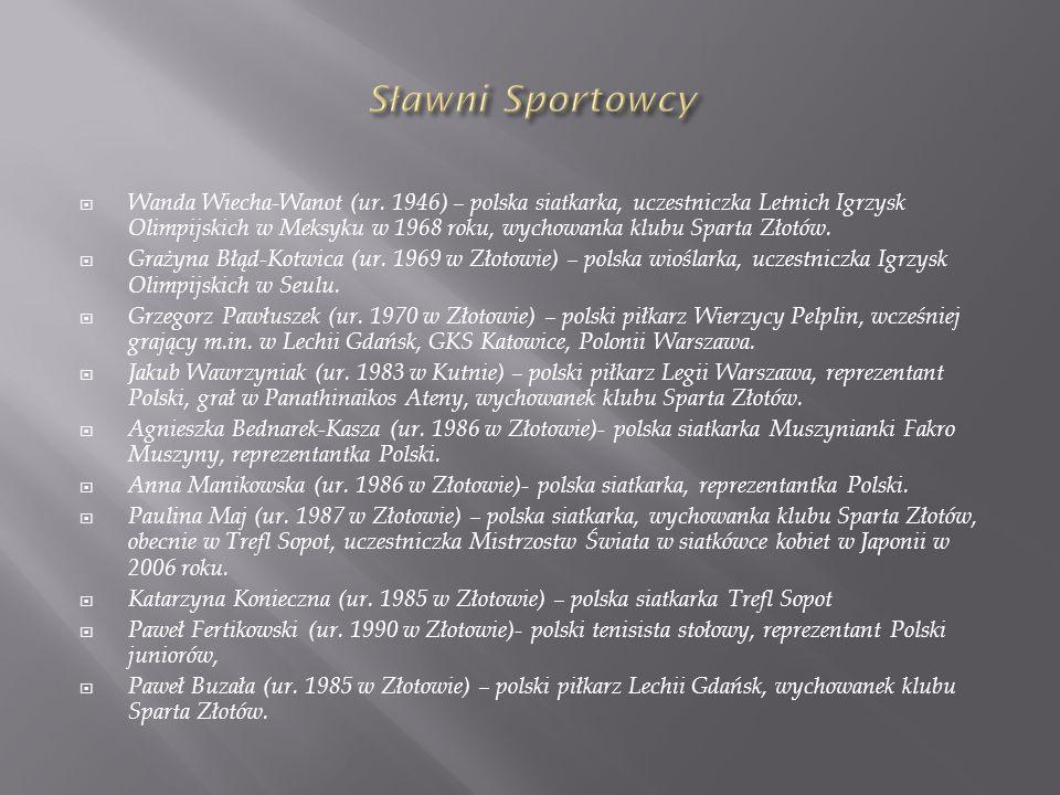 Sławni Sportowcy