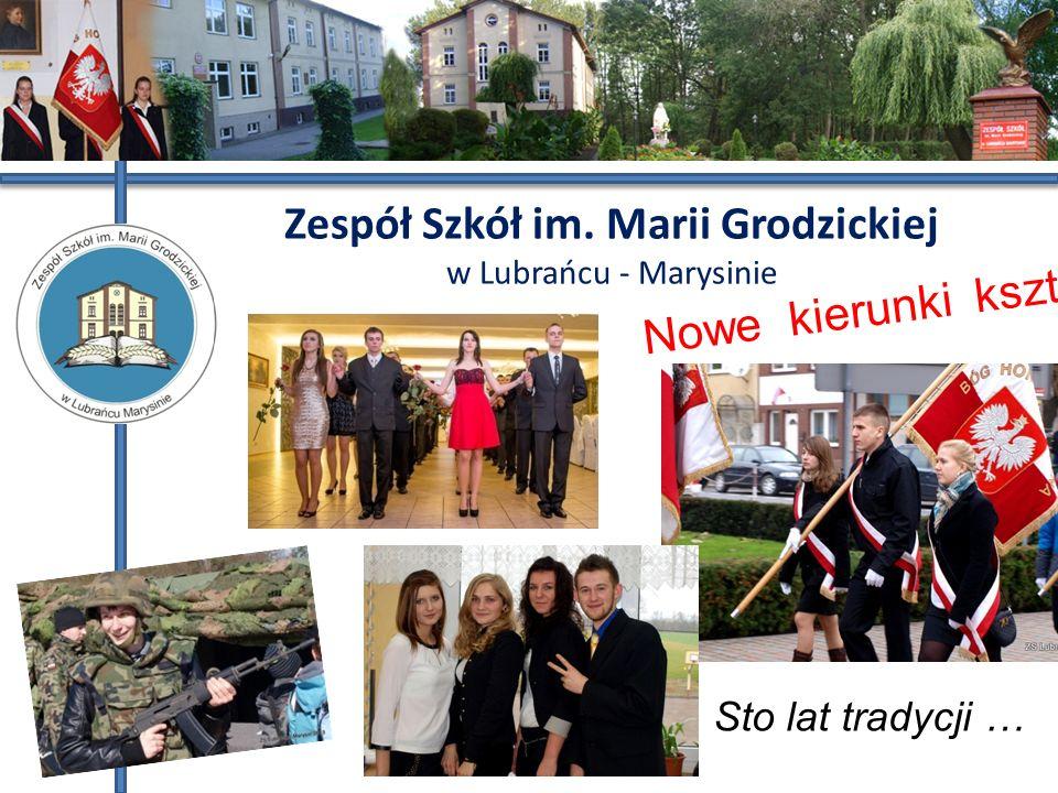 Zespół Szkół im. Marii Grodzickiej w Lubrańcu - Marysinie