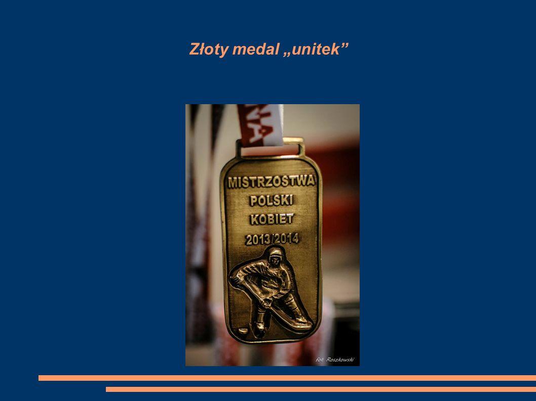 "Złoty medal ""unitek"