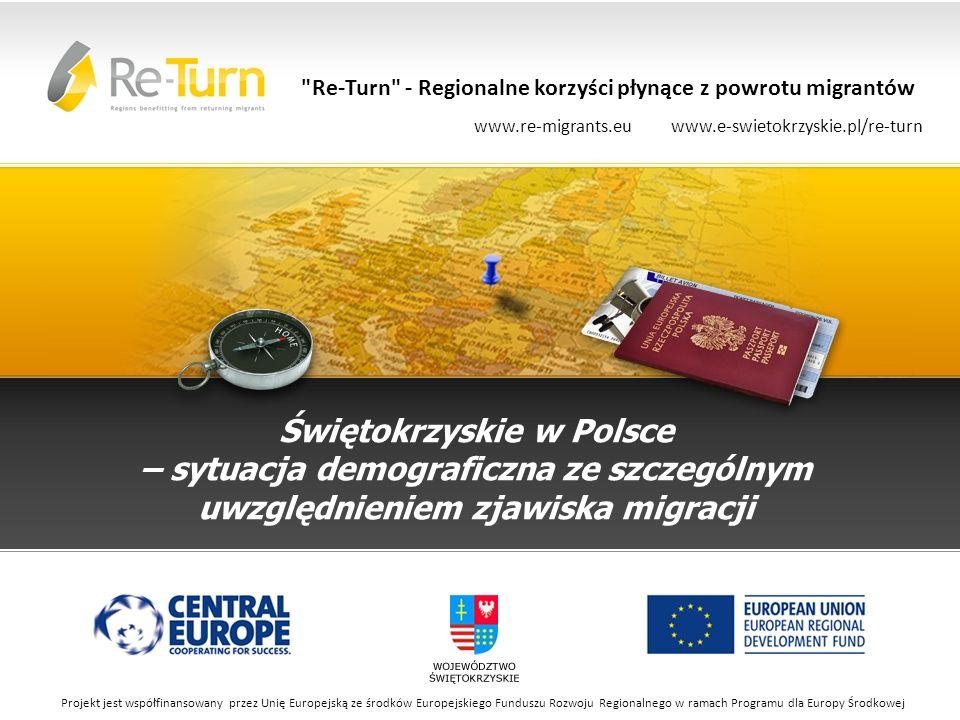 Re-Turn - Regionalne korzyści płynące z powrotu migrantów