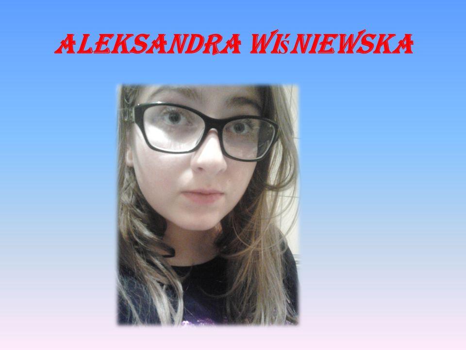 Aleksandra Wiśniewska