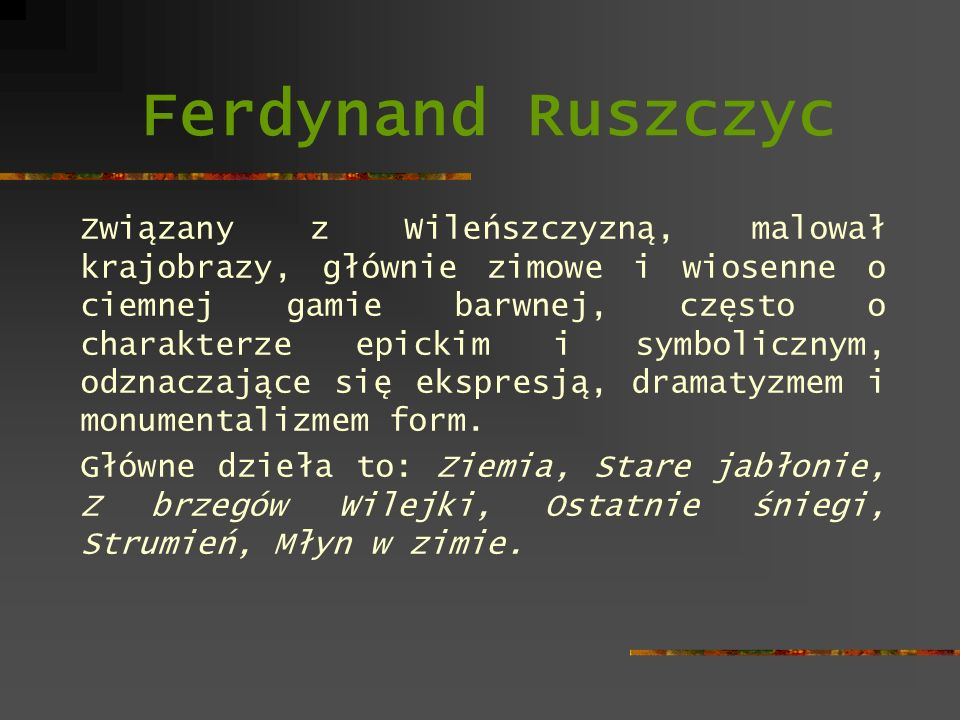 Ferdynand Ruszczyc
