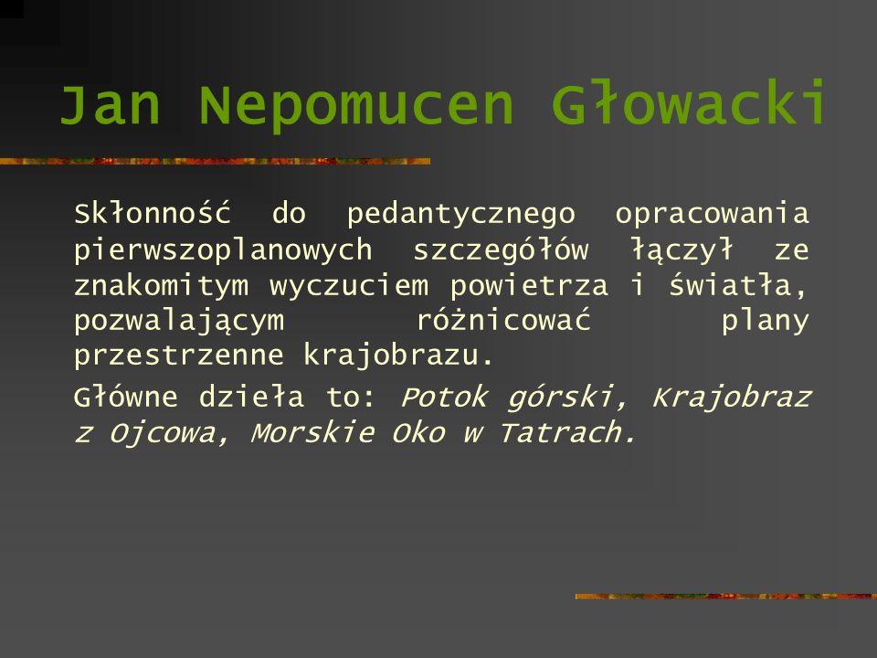 Jan Nepomucen Głowacki