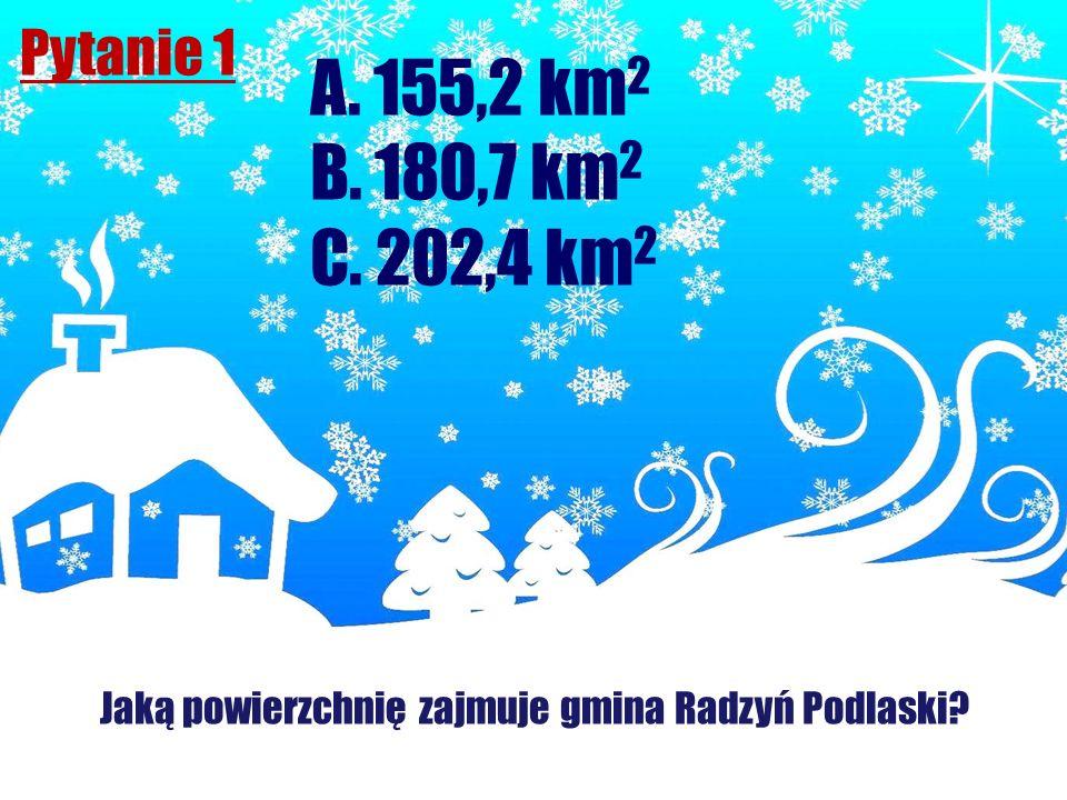 Jaką powierzchnię zajmuje gmina Radzyń Podlaski