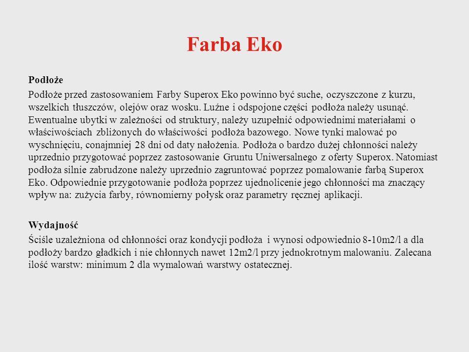 Farba Eko