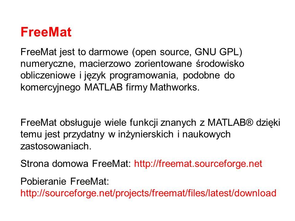 FreeMat
