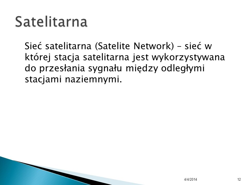 Satelitarna