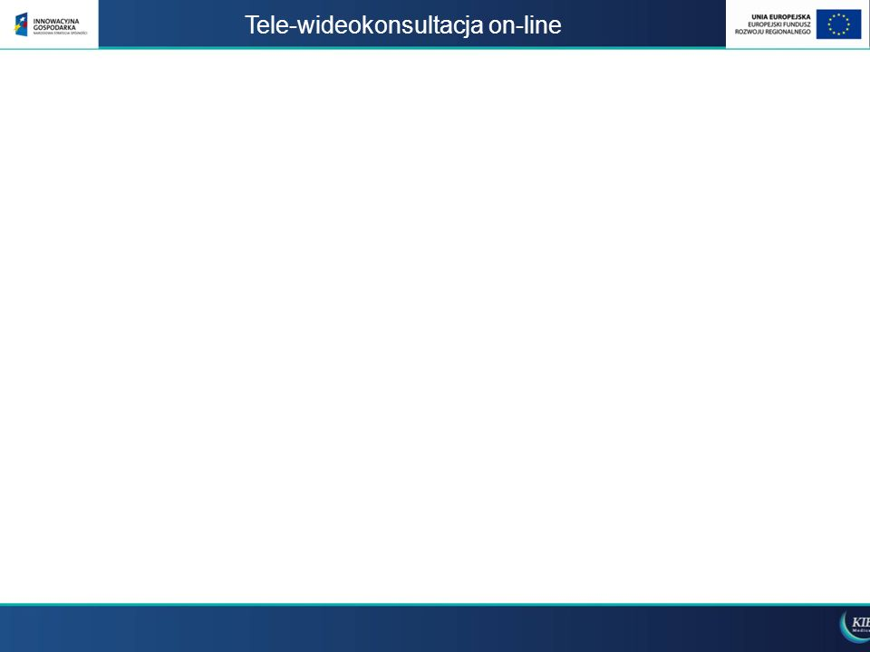 Tele-wideokonsultacja on-line
