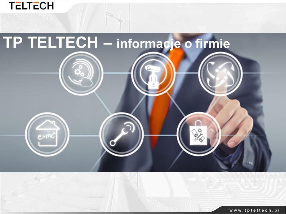 TP TELTECH – informacje o firmie