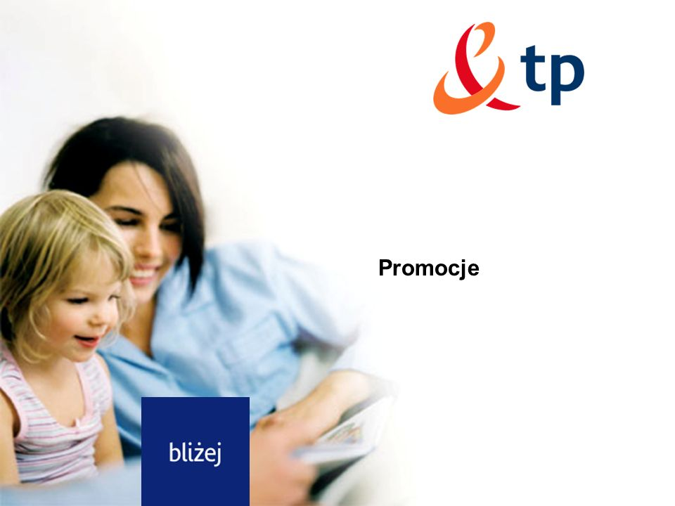 Promocje Agenda Dotyczy: dostęp do Internetu DSL tp
