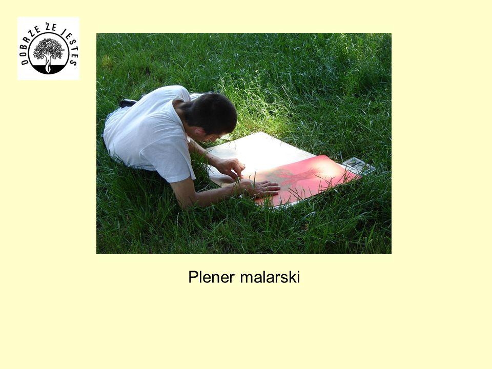 Plener malarski