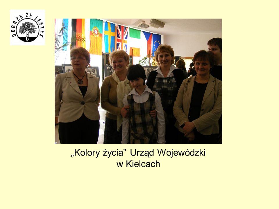 """""""Kolory życia Urząd Wojewódzki w Kielcach"""