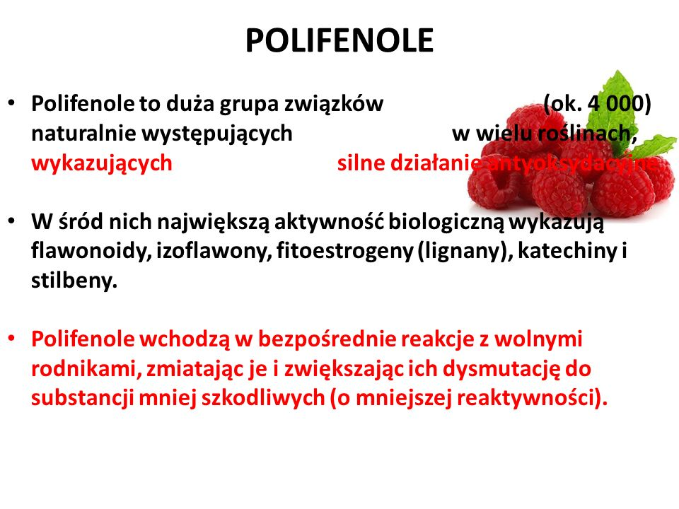 POLIFENOLE