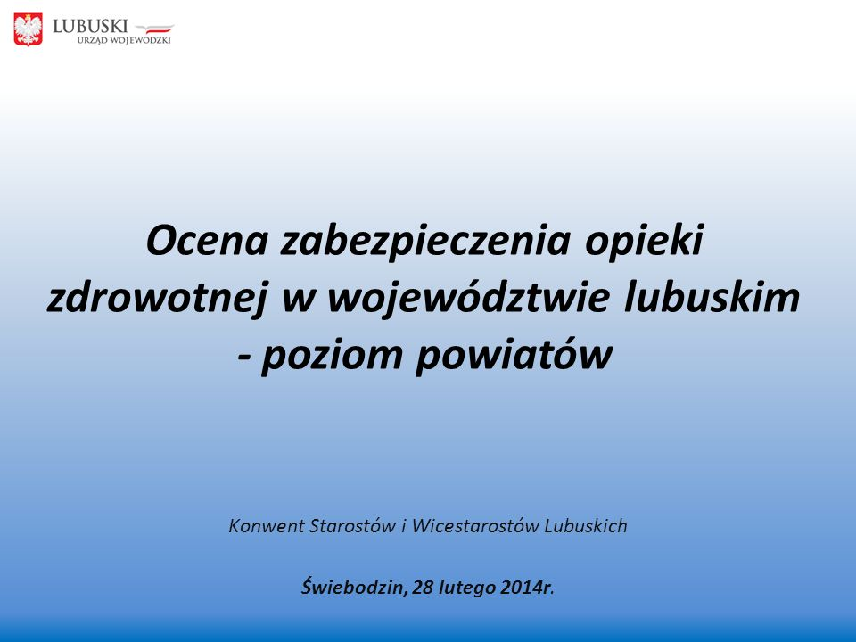 Konwent Starostów i Wicestarostów Lubuskich
