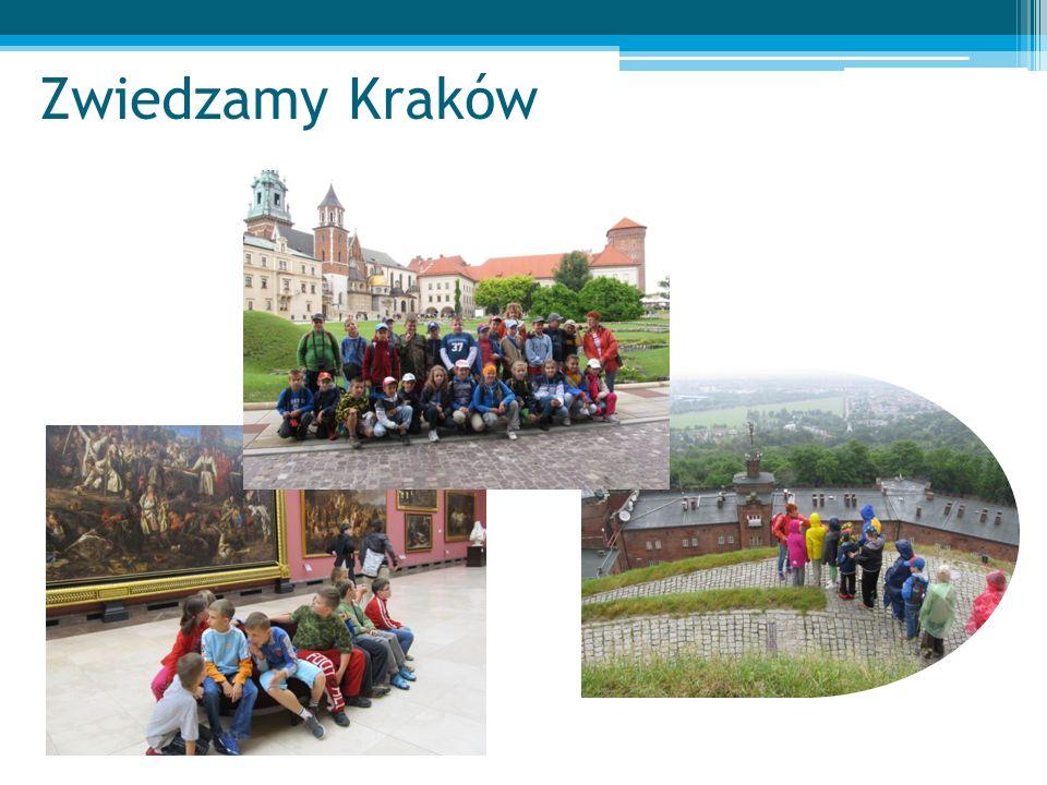 Zwiedzamy Kraków