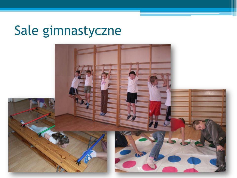 Sale gimnastyczne