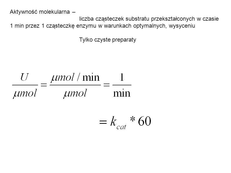 Aktywność molekularna –
