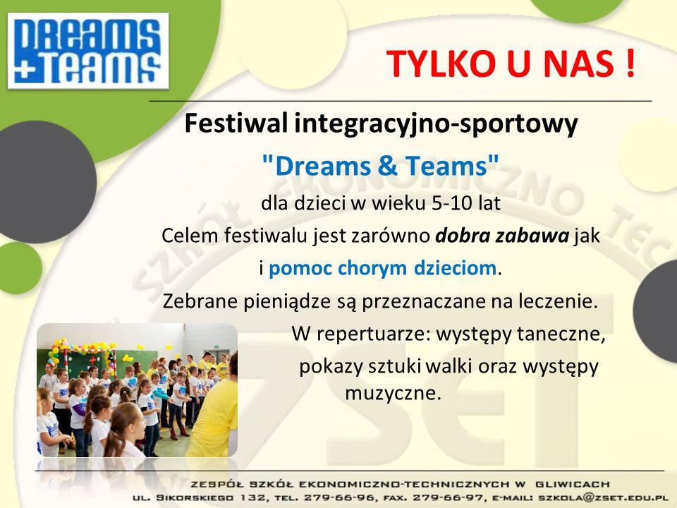 Festiwal integracyjno-sportowy