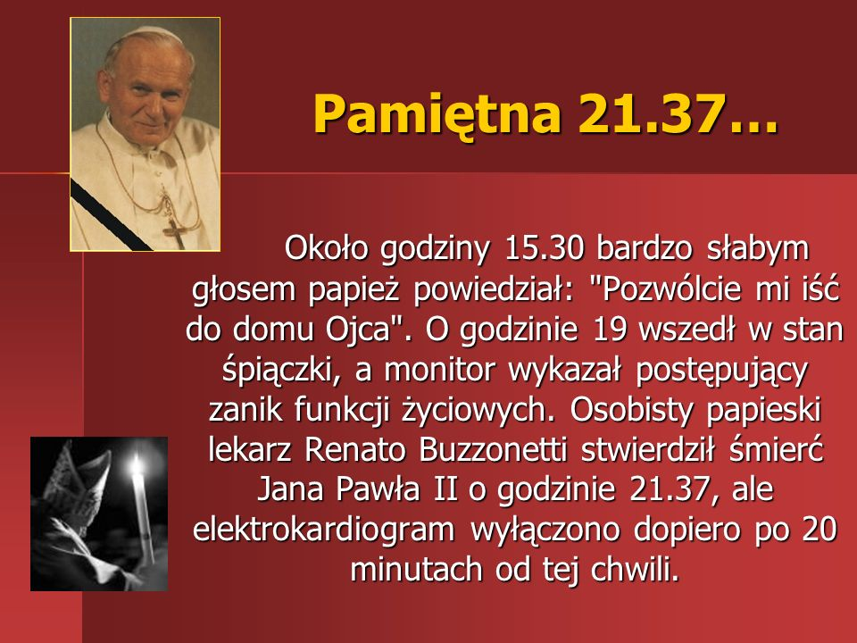 Pamiętna 21.37…