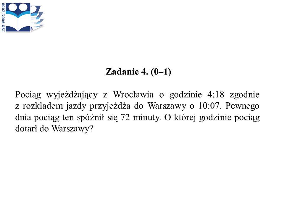 Zadanie 4. (0–1)