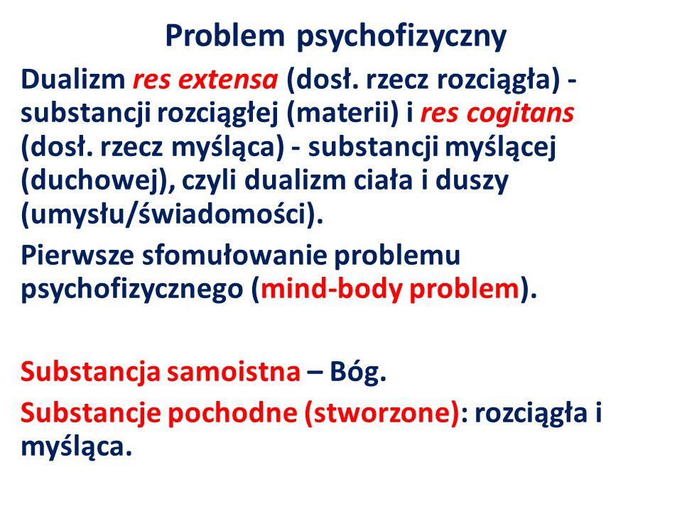 Problem psychofizyczny