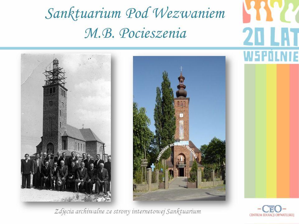 Sanktuarium Pod Wezwaniem M.B. Pocieszenia