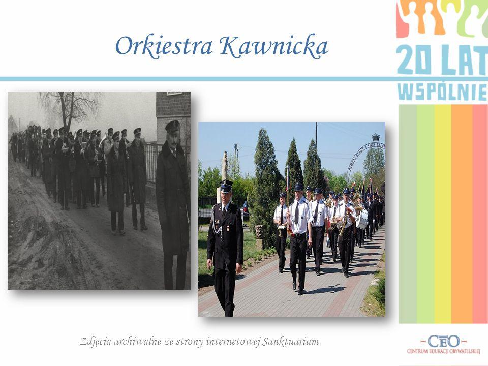 Zdjęcia archiwalne ze strony internetowej Sanktuarium