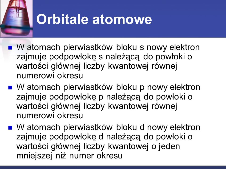 Orbitale atomowe