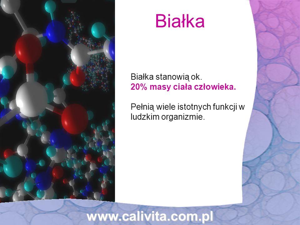 Białka www.calivita.com.pl