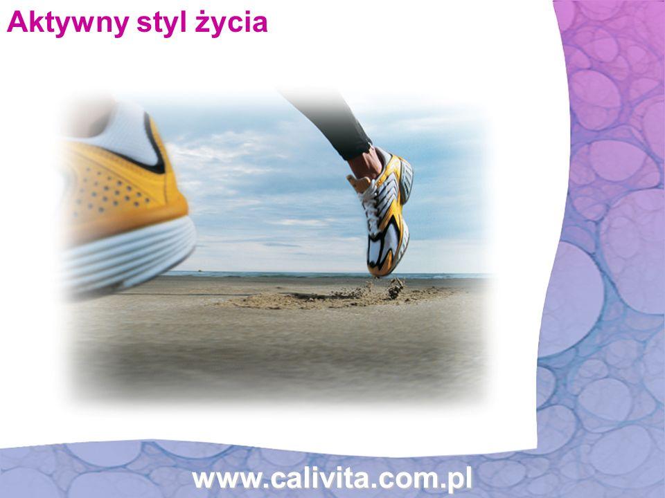 Aktywny styl życia www.calivita.com.pl