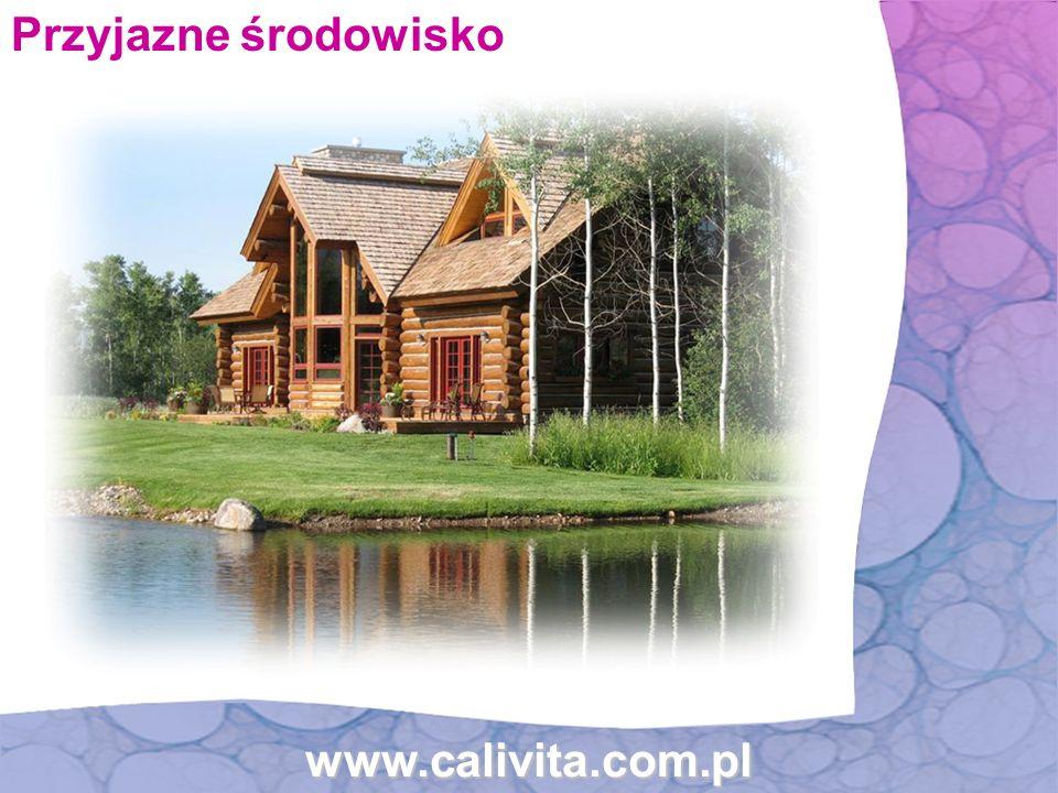 Przyjazne środowisko www.calivita.com.pl